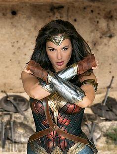 Nuevas imágenes de Wonder Woman - TierraGamer
