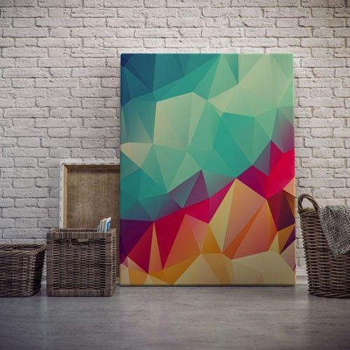 Quadro Abstrato Artístico - ROCK TEXTURE                                                                                                                                                                                 Mais