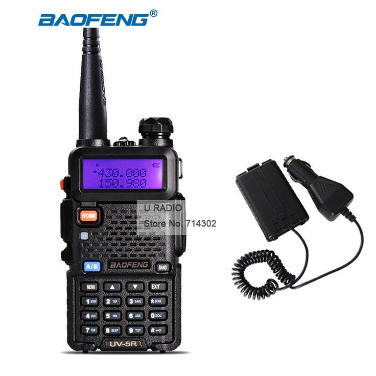 Baofeng uv-5r thu phát radio cầm tay vhf uhf băng tần kép walkie talkie cầm tay ham radio walkie talkie set radio nghiệp dư