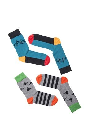 Buy socks online or at a home party