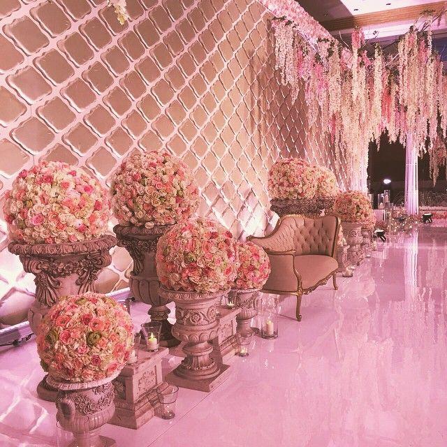 A fairy tale wedding at Grand Hyatt Dubai.