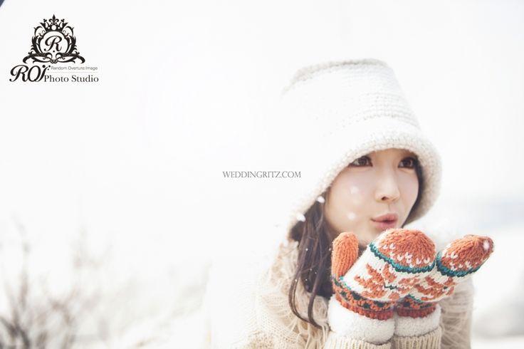 대관령 겨울 웨딩 촬영, 대관령, 겨울 스냅, 리허설 웨딩