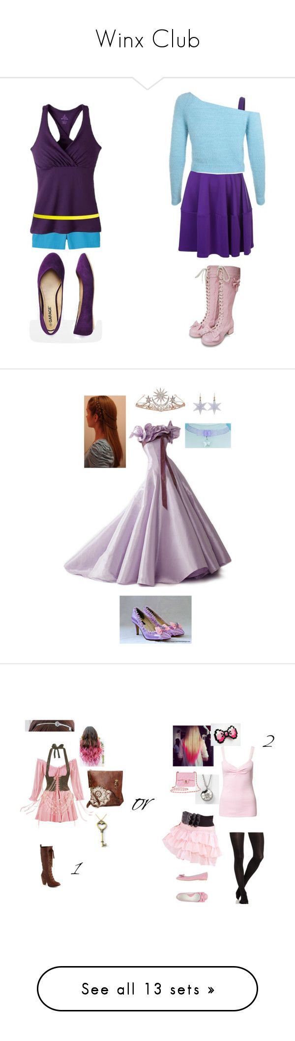 """""""Winx Club"""" by hello-alex106 ❤ liked on Polyvore featuring beauty, Uniqlo, prAna, ASOS, Retrò, Camilla and Marc, Miss Selfridge, Lucifer Vir Honestus, SHY SHY and NLY Trend"""