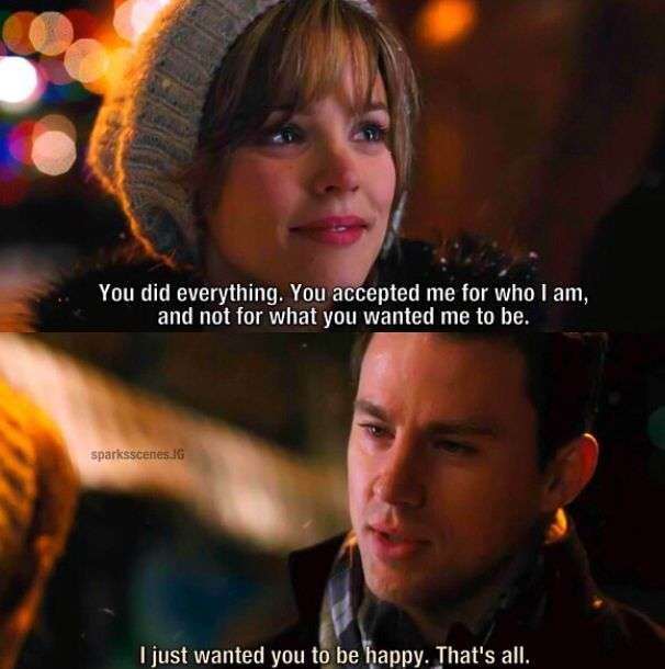 Romantic Movie Quotes: 19 Best The Vow Quotes Images On Pinterest