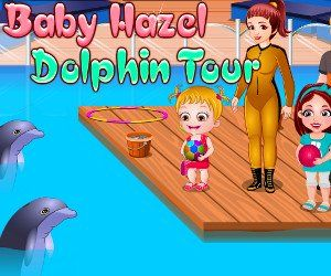 Baby Hazel Dolphin Tour Babyhazelworld Game