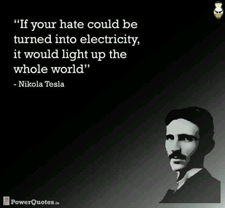 1000+ Tesla Quotes on Pinterest | Nikola Tesla, Nikola Tesla Quotes ...