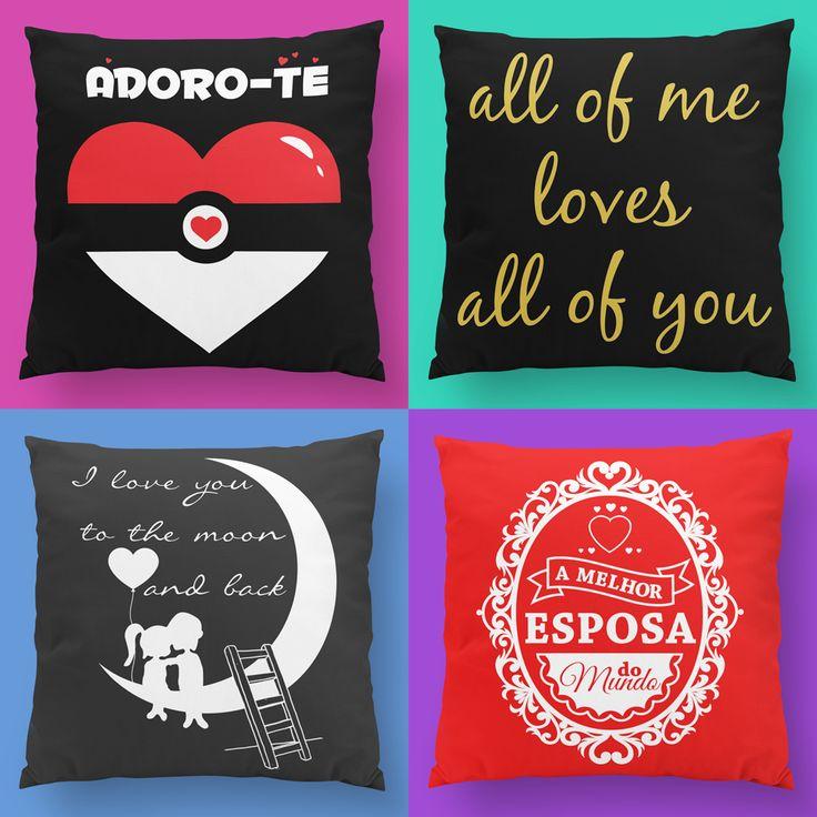 Almofadas para o dia dos namorados! 😍 #zizimut #funnytshirts #tshirts #hoodies #sweatshirt #giftshops #personalizedgifts #personalizadas #porto🇵🇹 #tshirtshop #almofadas #pillows #diadosnamorados #valentinesday #amor #love #prenda #presente #gift #coração #heart #couple #casal #namorados