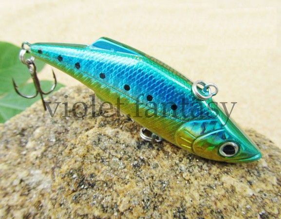 Name trulinoya fishing lures length 74 mm weight for Names of fishing lures
