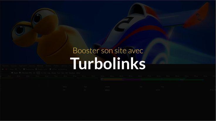 Tutoriel JavaScript : Turbolinks