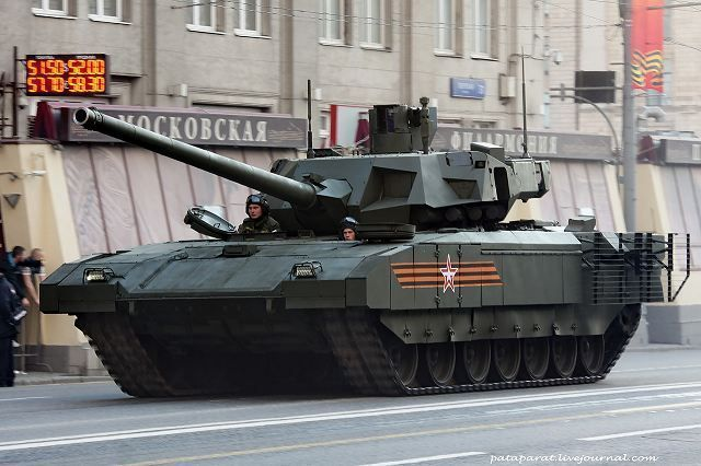 The Game Changing Feature in Russia's T-14 Armata That Might Make NATO Tanks Obsolete