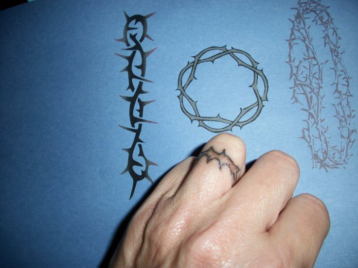 20 Crown Of Thorns And Cross Tattoos Ideas And Designs