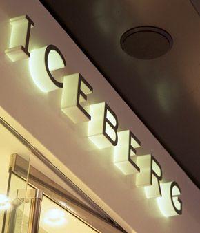 Iceberg Retail Signage - Hollywood Monster | Flickr - Photo Sharing!