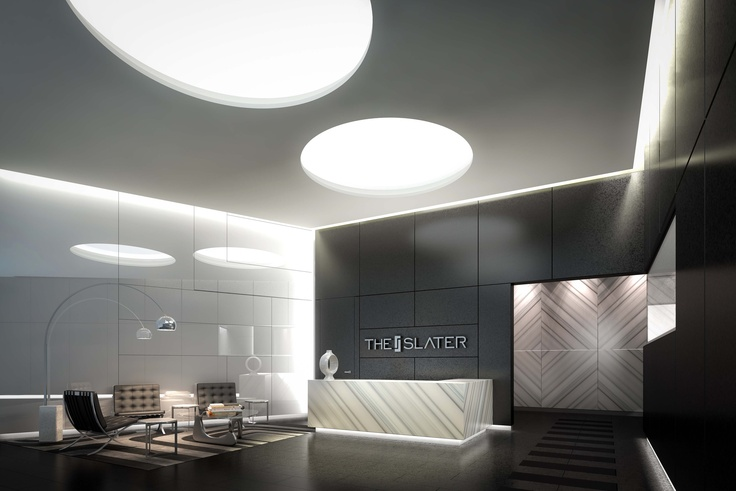 Chmiel architects 199 slater ottawa lobby for Boutique hotel ottawa