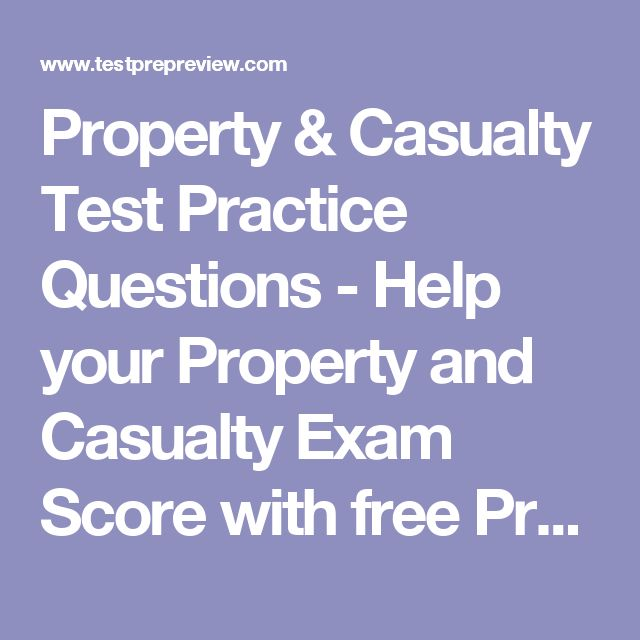 19 best bei images on pinterest casualty insurance graphics and property casualty test practice questions help your property and casualty exam score with free fandeluxe Gallery