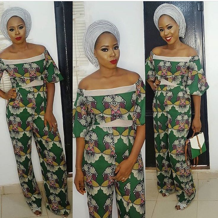 BOLD AND COLOURFUL ANKARA STYLES TO ROCK