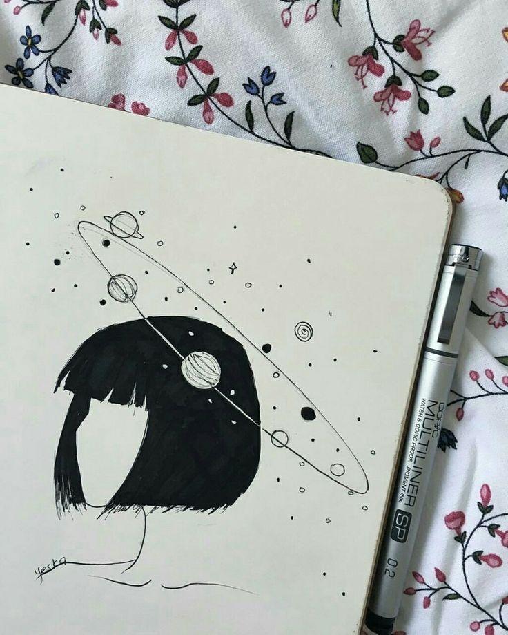Hochgeladen von ️️️ ×. Finden Sie Bilder und Videos zu Kunst, Zeichnung u… – Kunst Zeichnung