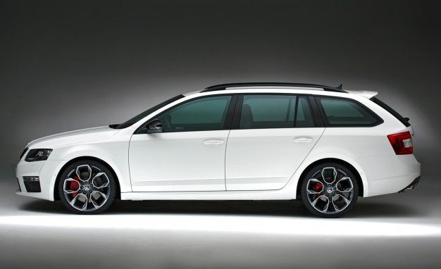 Czech RepublicŠkoda Introduces Gas and Diesel Octavia RS Sedans, Wagons for Europe—Could They Point to Future Jettas?