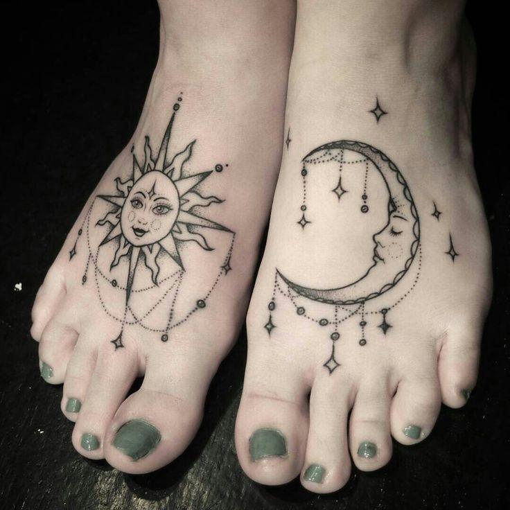 Pin en Moon Tattoos