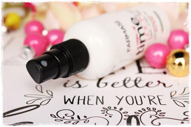 Farmasi Makeup Time Locker Fixer Spray -Makyaj Sabitleme Spreyi / L'Arc-en-ciel