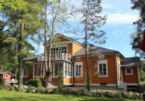 Nedre Juun Manor (Espoo, Finland)