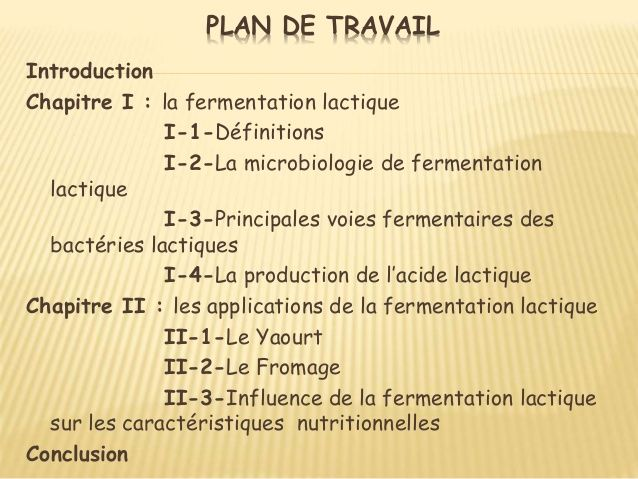 INTRODUCTION  La fermentation est une technique de conservation présente dans toutes les cultures depuis des millénaires....