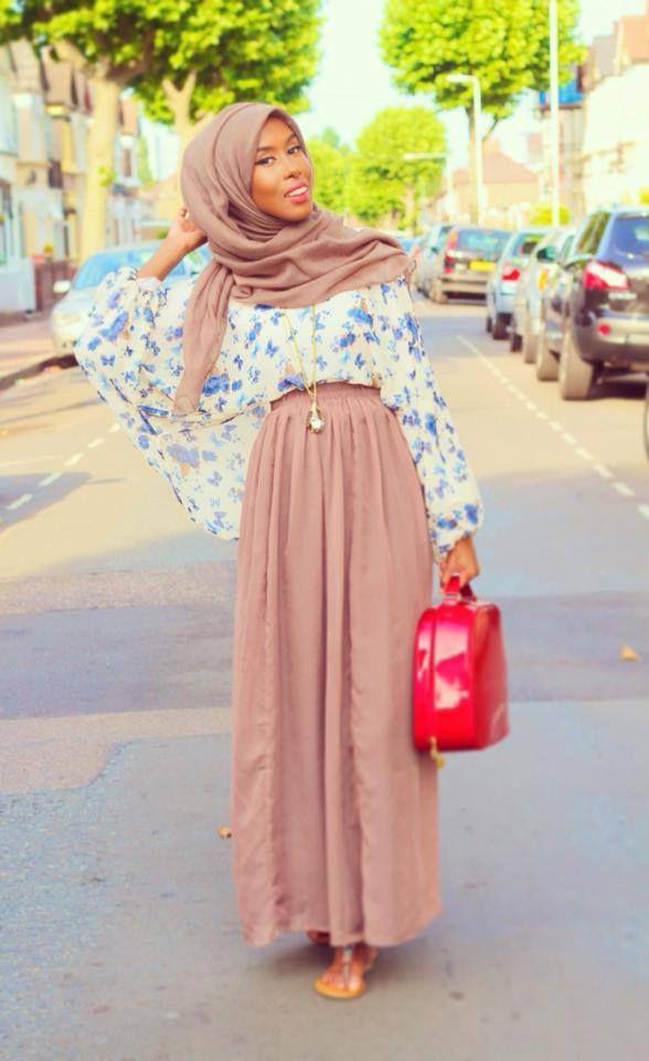 I love the blouse -Basma K