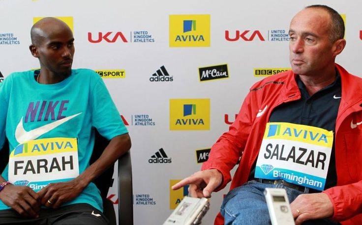 Mo Farah splits with coach Alberto Salazar ahead of move back to London
