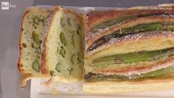 La ricetta della torta picnic di Anna Moroni tra le ricette La prova del cuoco di Pasqua, la ricetta del 6 aprile 2017