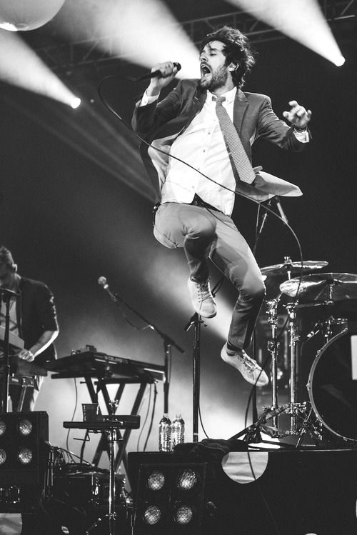 Michael Angelakos - Passion Pit  so ready to see them in concert again