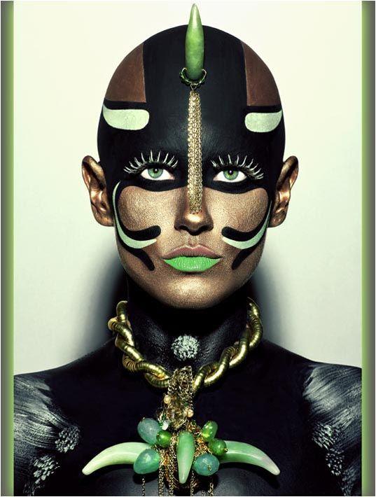 GOZF fantasy makeup 8