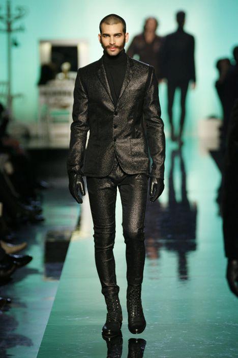 Perfecto homme jean paul gaultier