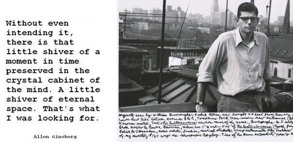 Аллен Гинзберг. Beat Memories | 40 фотографий