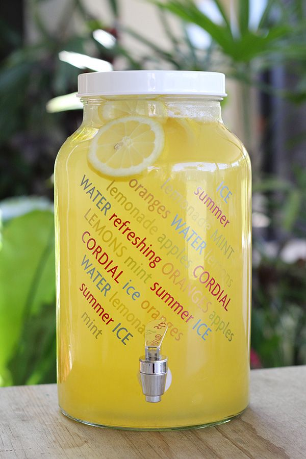 Lemonade Jar #limetreekids