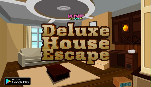 http://www.knfgame.com/knf-deluxe-house-escape/  Knf Deluxe House Escape is the 212th escape game from knfgame. Assume that in this game your locked inside a Deluxe House rooms. To escape from each room you have to solve some interesting puzzles by clicking on the objects around the Deluxe House room. Good luck and have fun playing Knf escape games, free online and point and click games.