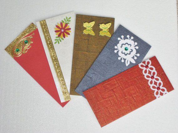 Money envelope, shagun envelopes, money holder, cash envelope ...