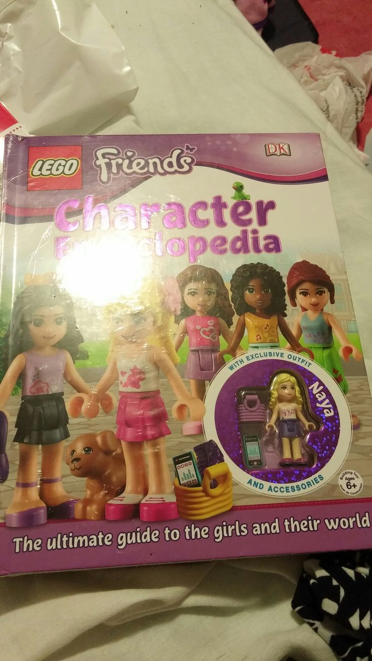 My Brand New Lego Friends Encyclopedia The ulitmate guide to the girls and their world With A Lego Friends Figurine,little purse & a little itty bity lego phone That I Just Bought Today From Chapters/Indigo!😄😊☺😉😍😘❤💜💙💚💛💗💘💞💖💕💓💌💋💎💍👣💝🎍📙📘📗📕