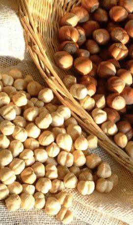Made in Italy,  Hazelnuts, Nocciola di Giffoni