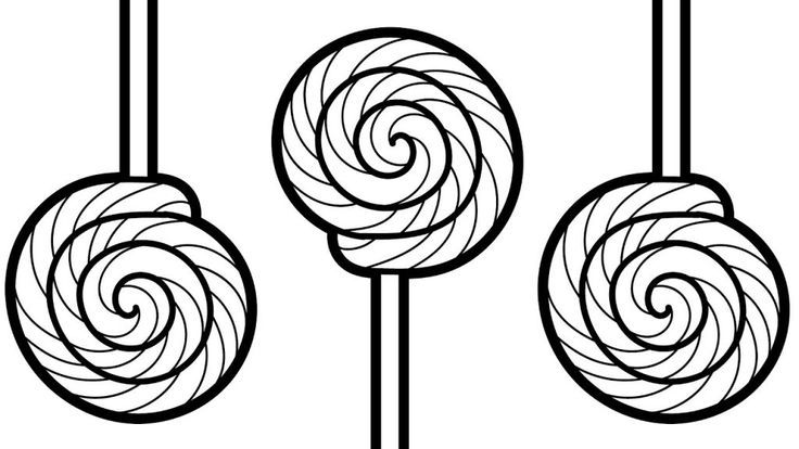 To Print Out Lollipop Coloring Pages Best Coloring Pages For