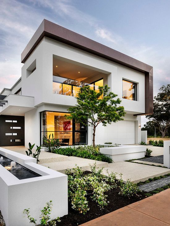 Contemporary architecture is both beautiful and functional, which is one of the reasons it has flourished as a style. One of the most popular ideas in contempor