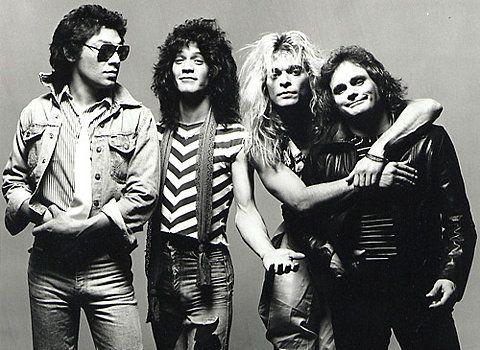 The true Van Halen