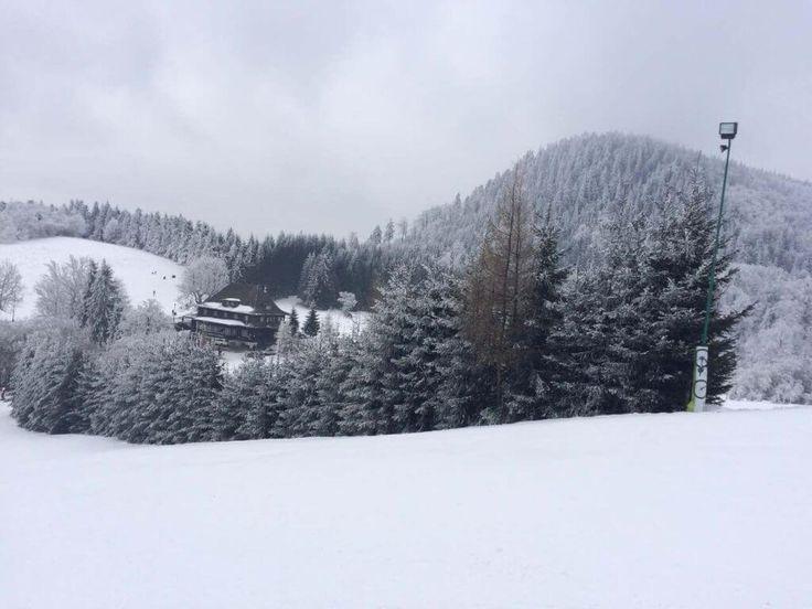 odkryj walbrzych-wyciąg narciarski-Andrzejówka