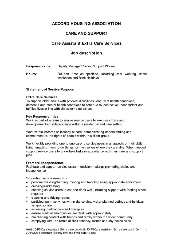 sle cv for health care assistant care aide resume sales