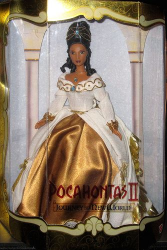 Pocahontas 2 Journey to a New World Disney Doll - OOAK Creation