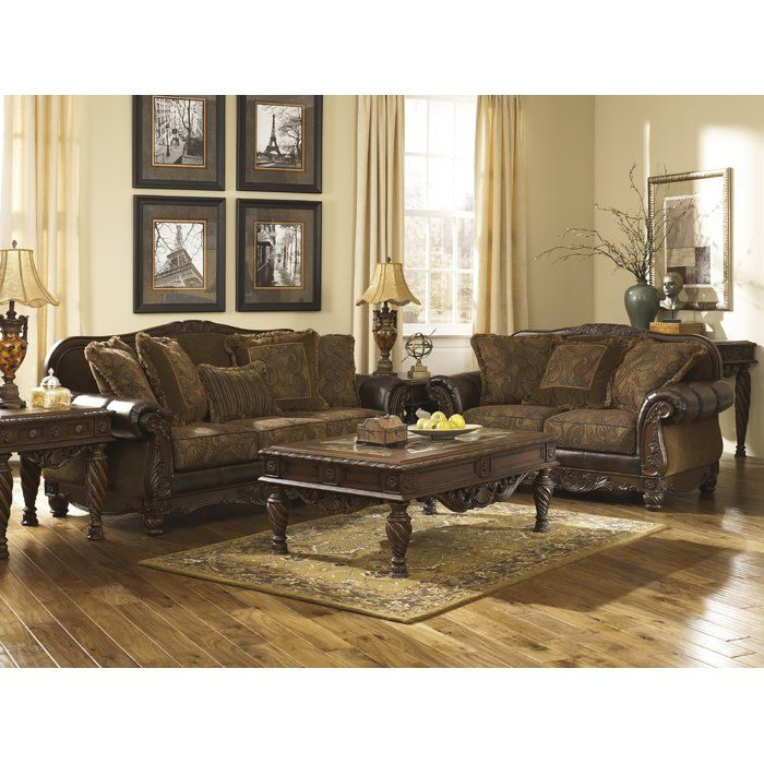 Nia Sleeper In 2019 Antique Living Rooms Traditional Living Room Furniture Antique Sofa