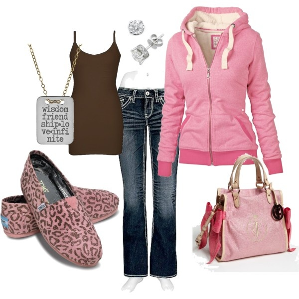 .: Shoes, Dreams Closet, Pink Outfit, Casual Fall, Animal Prints, Brown Boots, Spring Outfit, Brown Outfit, Fall Weather