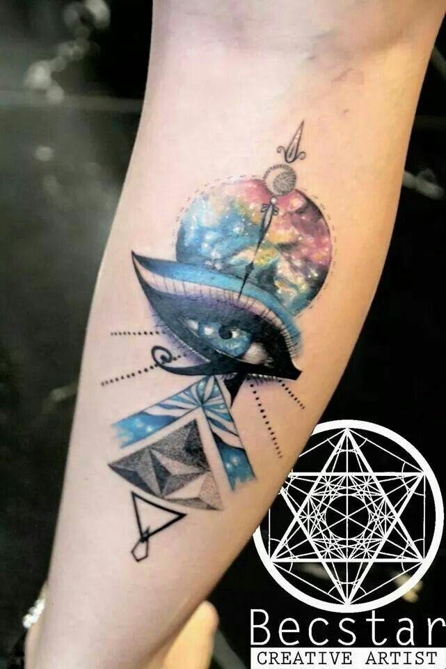 Eye tattoo i want