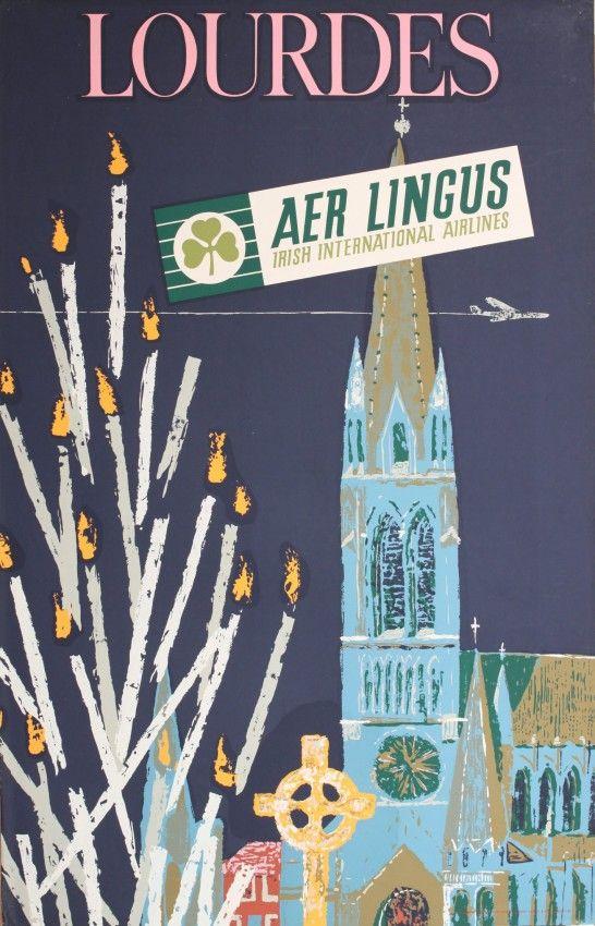 Aer Lingus - Lourdes