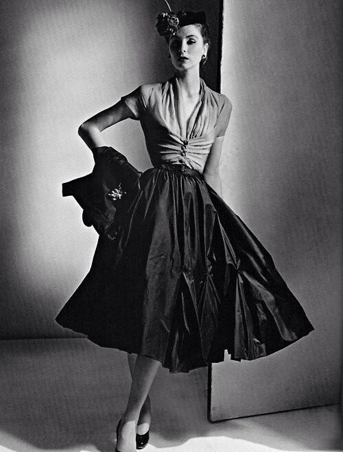 Vintage Dress by Christian Dior, 1952