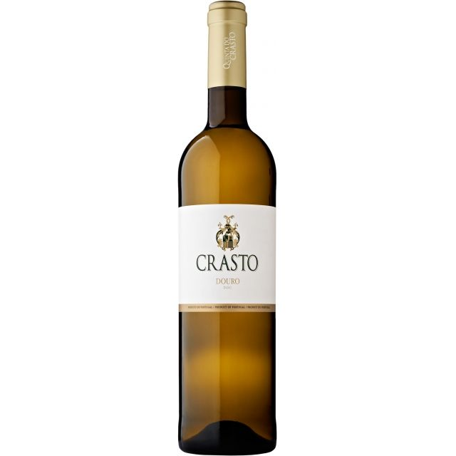 Douro White, Quinta do Crasto | Douro Valley, Portugal | Buy online by the bottle or mixed case from Hic! Wine Merchants