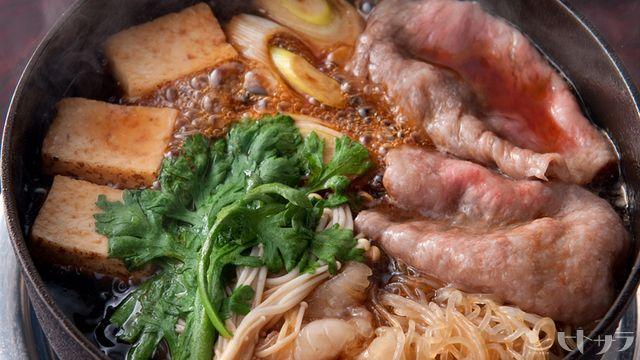 10 Must-Go Sukiyaki Restaurants in Tokyo | tsunagu Japan